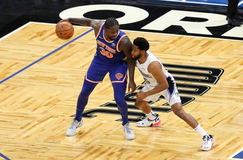 Julius Randle, New York Knicks (Photo by Alex Menendez/Getty Images)