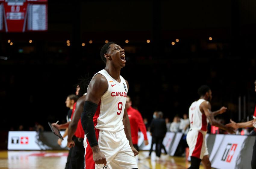 NY Knicks, RJ Barrett (Photo by Mert Alper Dervis/Anadolu Agency via Getty Images)
