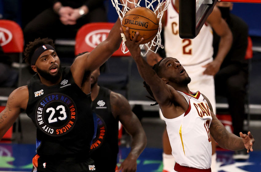 Mitchell Robinson, New York Knicks (Photo by Elsa/Getty Images)