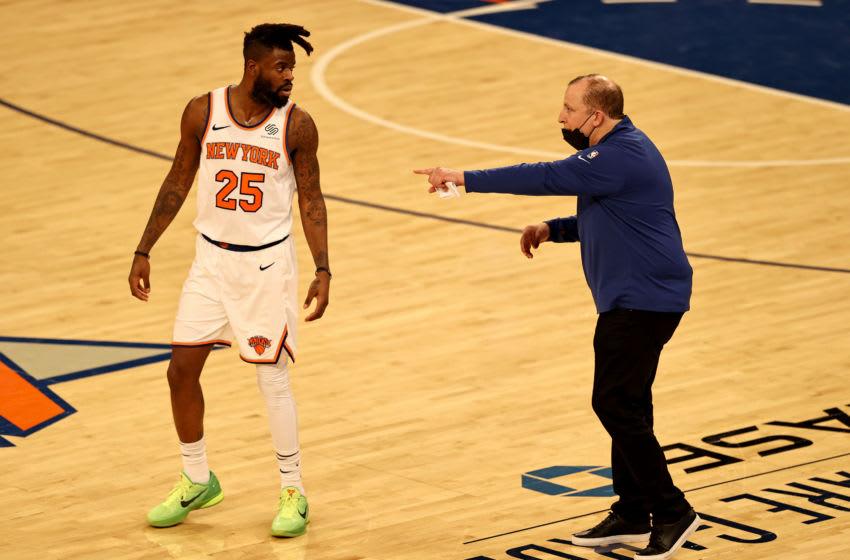 Reggie Bullock, New York Knicks (Photo by Elsa/Getty Images)
