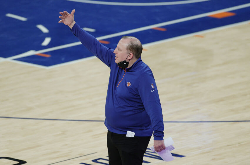 NY Knicks, 2021 NBA Draft (Photo by Sarah Stier/Getty Images)