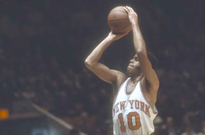 NY Knicks (Photo by Focus on Sport/Getty Images)