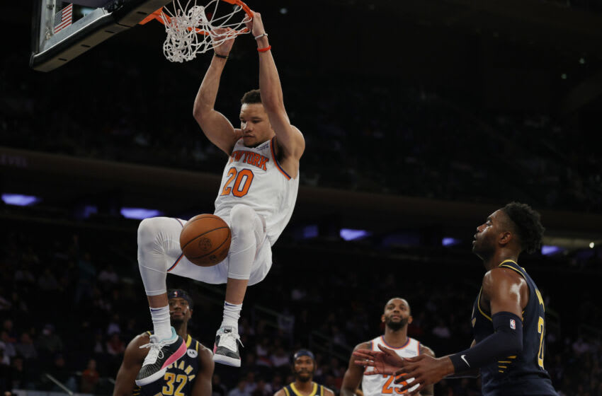 Knicks Rumors, Kevin Knox (Photo by Sarah Stier/Getty Images)