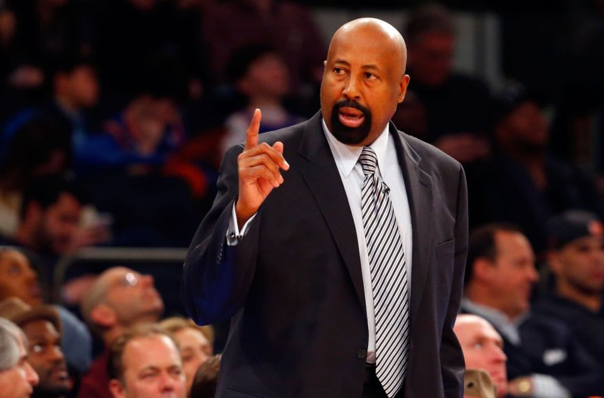 Mike Woodson, New York Knicks (Photo by Jim McIsaac/Getty Images)