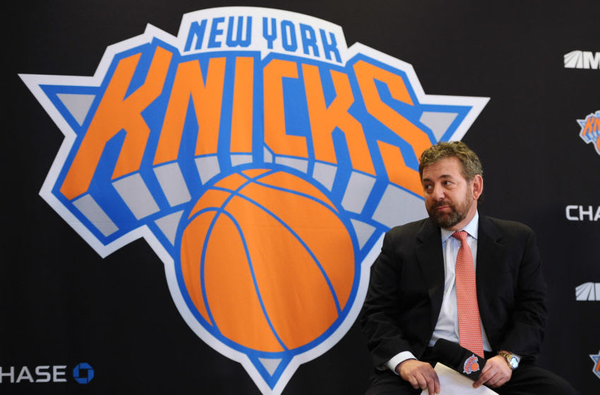 James Dolan, New York Knicks (Photo by Maddie Meyer/Getty Images)