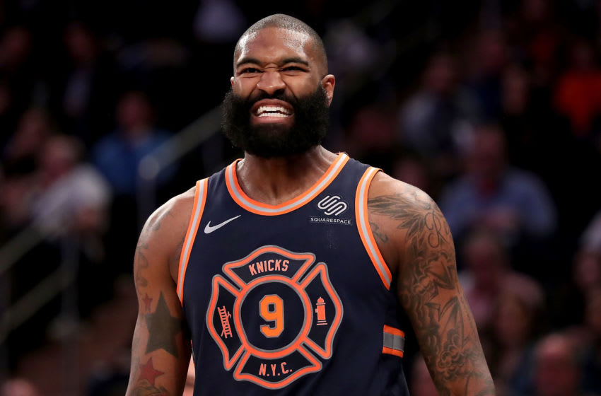 Kyle O'Quinn, NY Knicks (Photo by Abbie Parr/Getty Images)