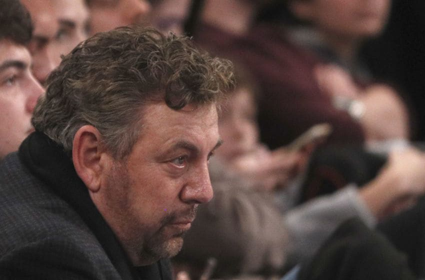 James Dolan, New York Knicks (Photo by Paul Bereswill/Getty Images)