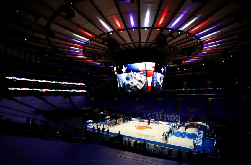 Knicks (Photo by Mike Stobe/Getty Images)