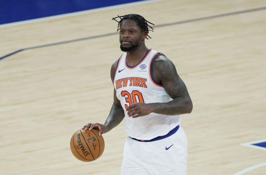 Julius Randle, New York Knicks. (Photo by Sarah Stier/Getty Images)