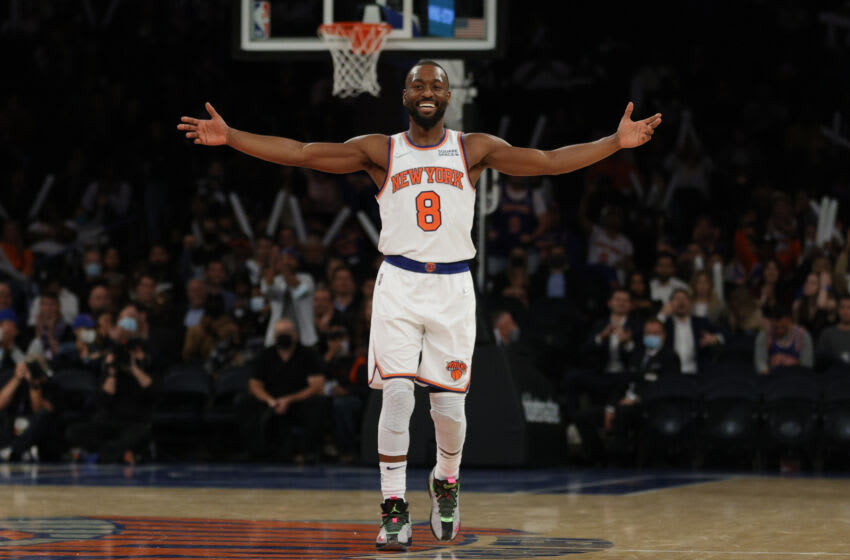 Kemba Walker, New York Knicks. (Photo by Sarah Stier/Getty Images)