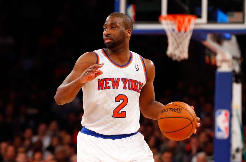 Raymond Felton, New York Knicks (Photo by Jim McIsaac/Getty Images)