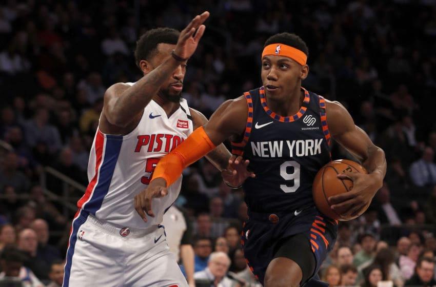 RJ Barrett, New York Knicks (Photo by Jim McIsaac/Getty Images)
