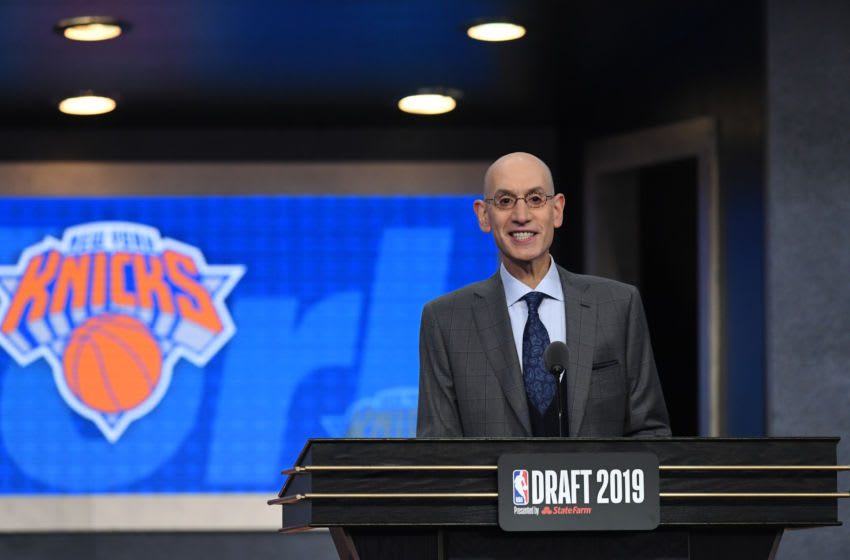 New York Knicks draft (Photo by Sarah Stier/Getty Images)