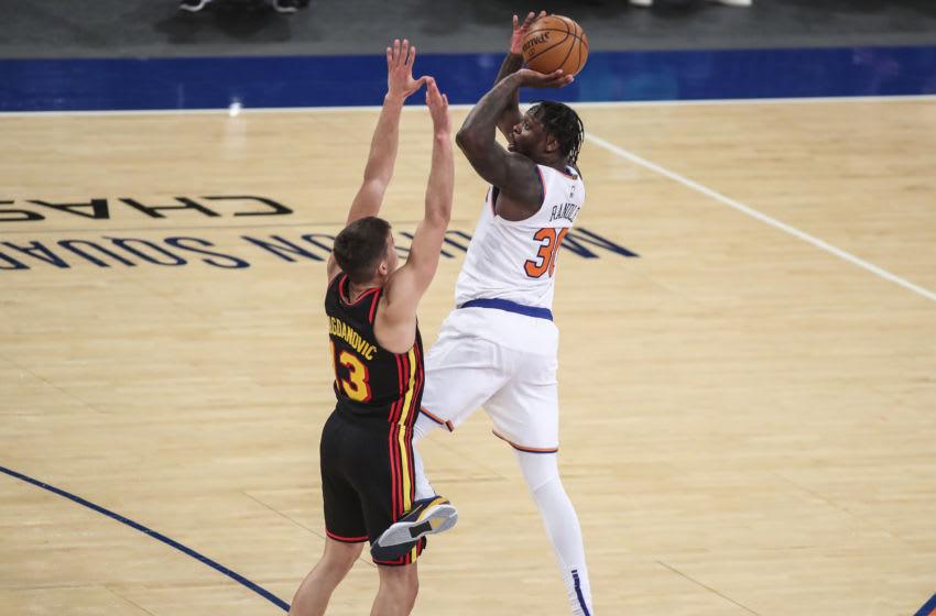Julius Randle, New York Knicks. Mandatory Credit: Wendell Cruz-USA TODAY Sports