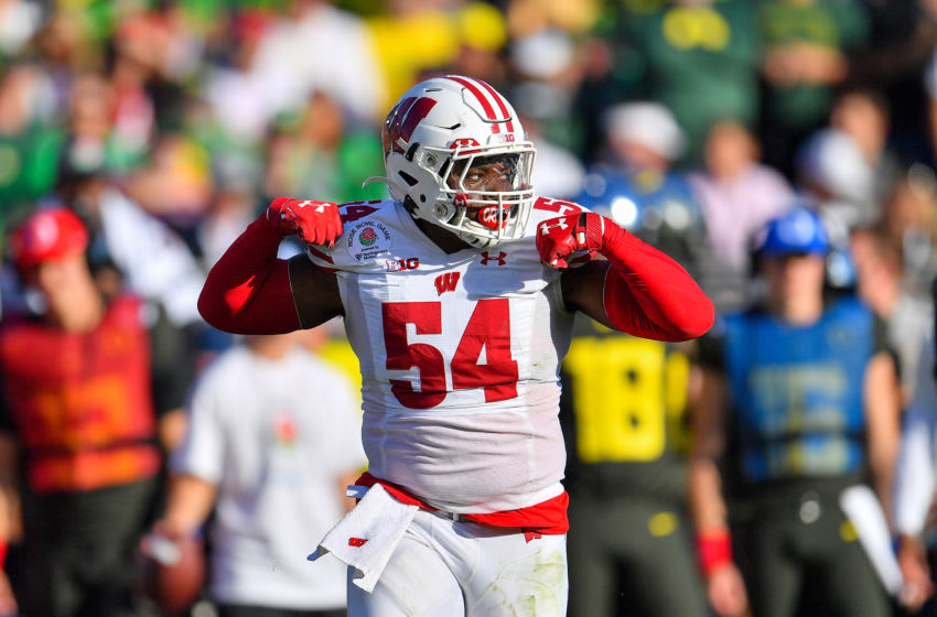 Wisconsin Football: Chris Orr Shines at Badger Pro Day