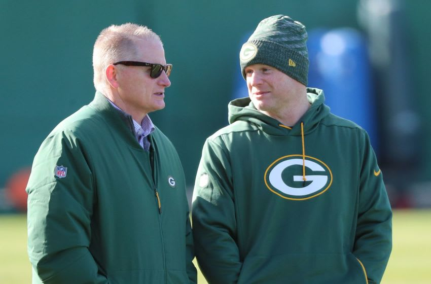 Green Bay Packers: A Busy Week Ahead for Gutey and Ball