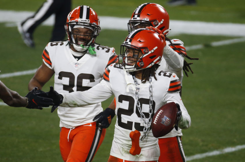 Cleveland Browns. (Photo by Justin K. Aller/Getty Images)