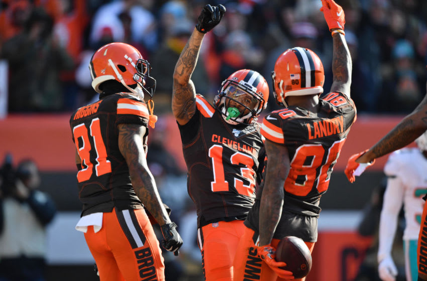 Cleveland Browns (Photo by Jamie Sabau/Getty Images)