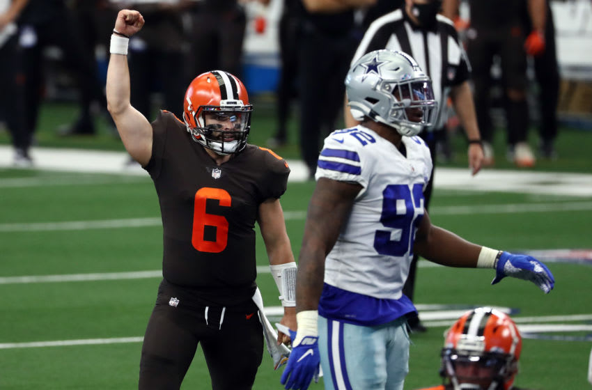 Cleveland Browns. (Photo by Ronald Martinez/Getty Images)