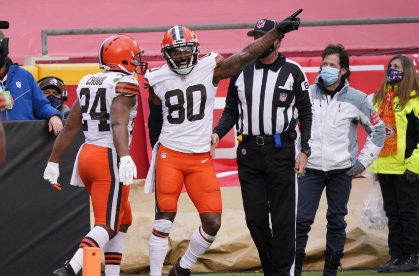 Cleveland Browns. Mandatory Credit: Denny Medley-USA TODAY Sports