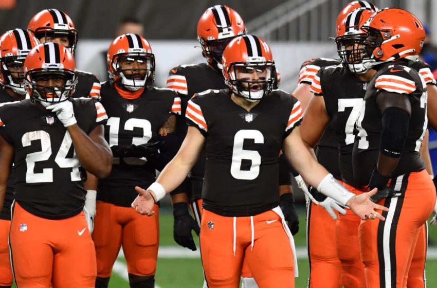 Cleveland Browns. Mandatory Credit: Ken Blaze-USA TODAY Sports