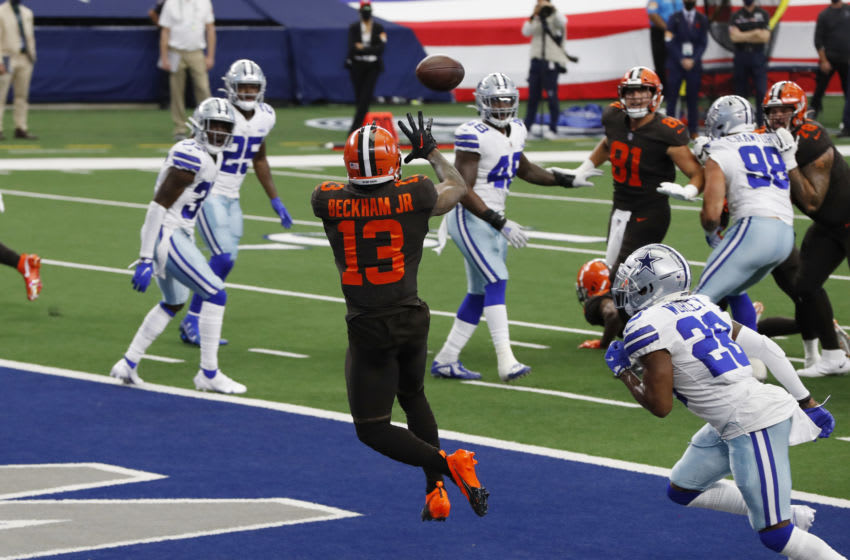 Cleveland Browns. Mandatory Credit: Tim Heitman-USA TODAY Sports