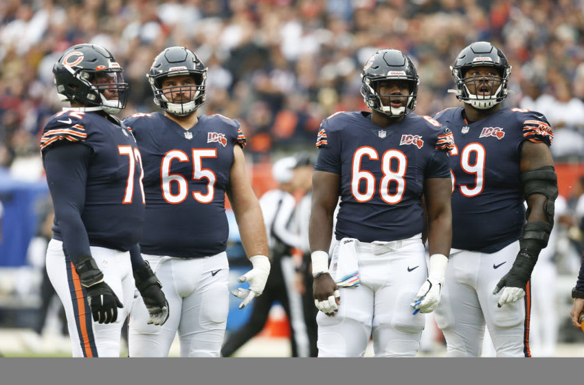 Chicago Bears (Photo by Nuccio DiNuzzo/Getty Images)