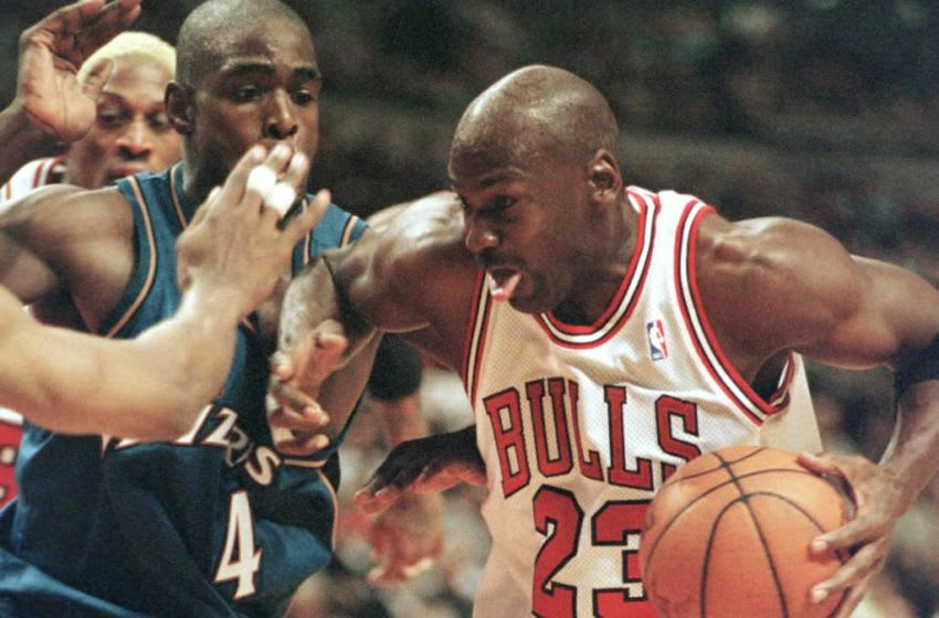 Chicago Bulls (Photo by DANIEL LIPPITT/AFP via Getty Images)