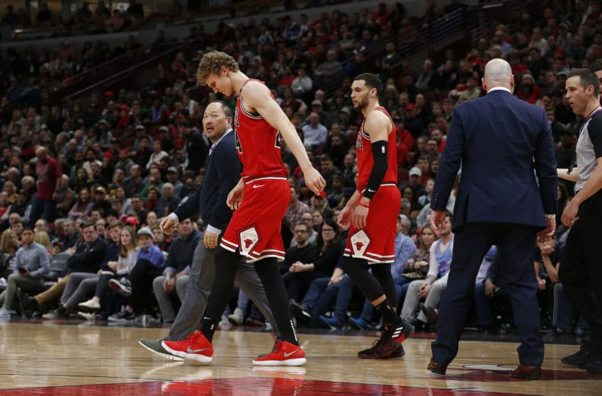 Chicago Bulls (Photo by Nuccio DiNuzzo/Getty Images)