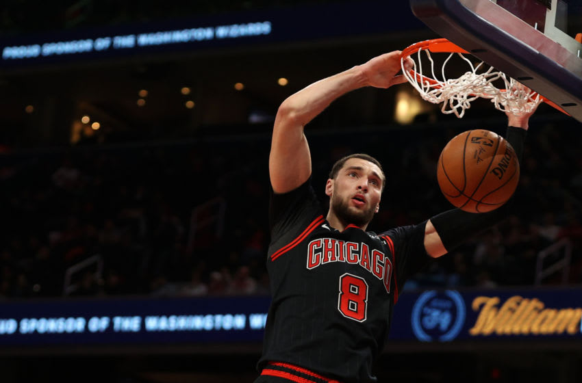 Chicago Bulls (Photo by Patrick Smith/Getty Images)