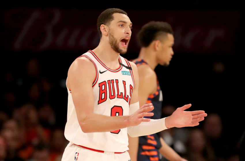 Chicago Bulls (Photo by Elsa/Getty Images)