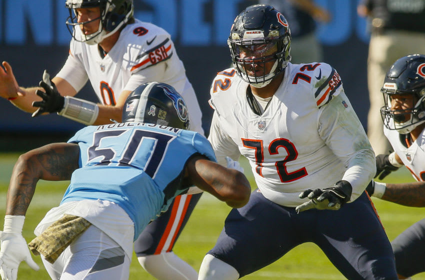 Chicago Bears (Photo by Frederick Breedon/Getty Images)
