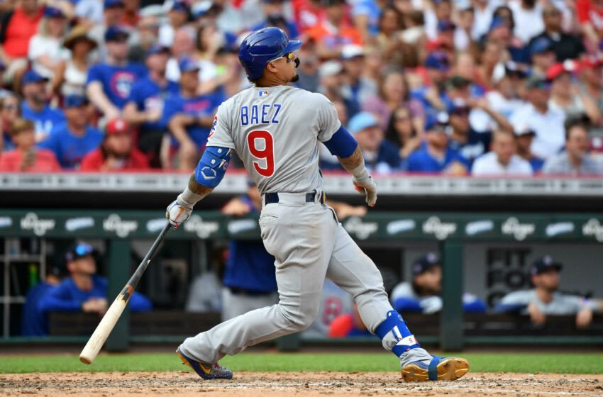Chicago Cubs (Photo by Jamie Sabau/Getty Images)