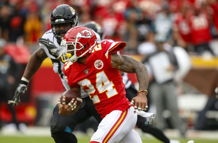 Kansas City Chiefs (Photo by David Eulitt/Getty Images)