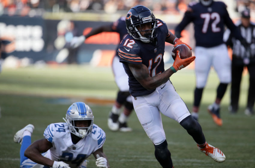 Allen Robinson #12, Chicago Bears (Photo by Jonathan Daniel/Getty Images)