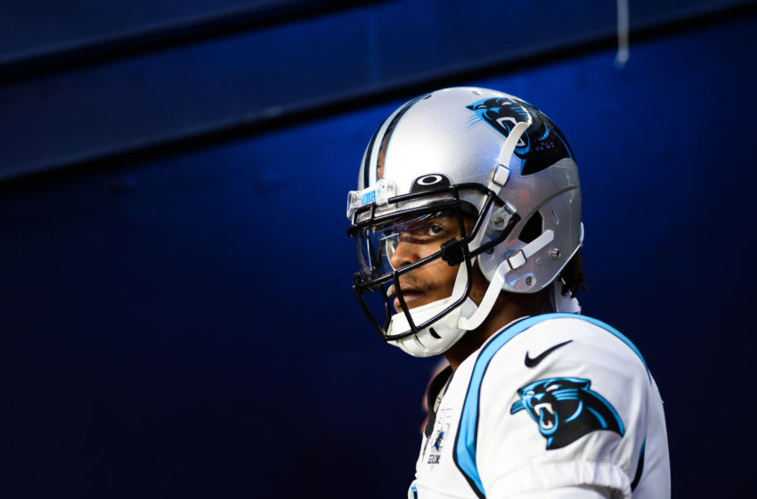 Cam Newton, Carolina Panthers. (Photo by Kathryn Riley/Getty Images)
