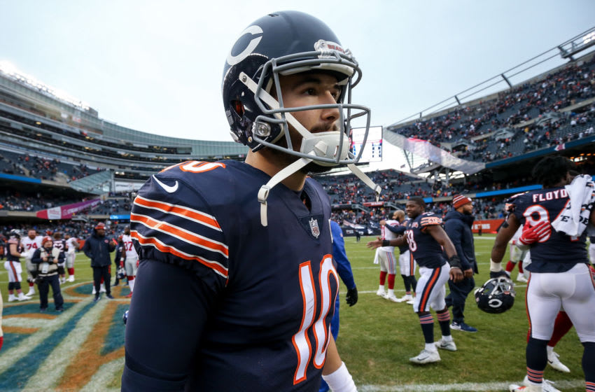 Mitchell Trubisky #10, Chicago Bears (Photo by Dylan Buell/Getty Images)