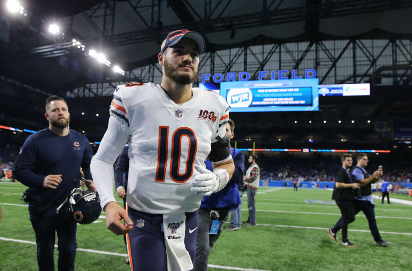 Mitchell Trubisky #10, Chicago Bears (Photo by Rey Del Rio/Getty Images)