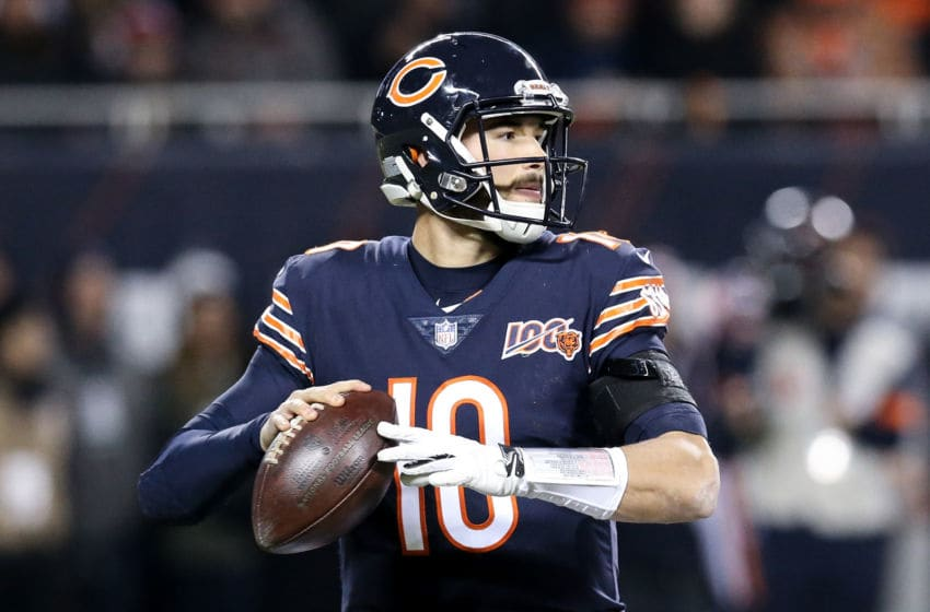 Mitch Trubisky, Chicago Bears (Photo by Dylan Buell/Getty Images)