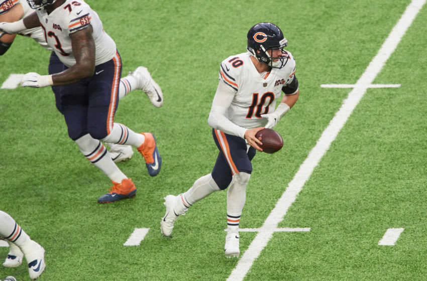 Mitch Trubisky, Chicago Bears (Photo by Hannah Foslien/Getty Images)