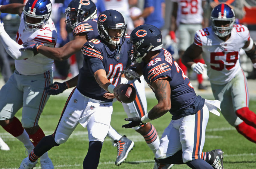 Mitchell Trubisky #10, Chicago Bears (Photo by Jonathan Daniel/Getty Images)