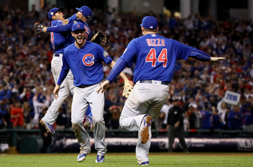 Chicago Cubs (Photo by Ezra Shaw/Getty Images)
