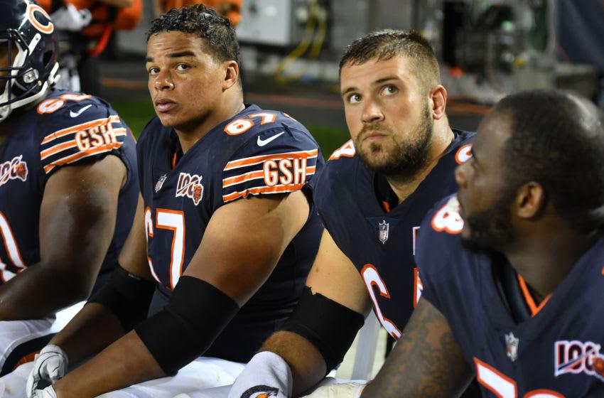 Chicago Bears (Matt Cashore-USA TODAY Sports)
