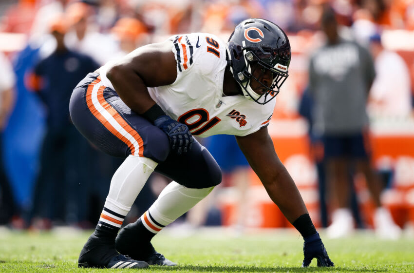 Chicago Bears (Isaiah J. Downing-USA TODAY Sports)