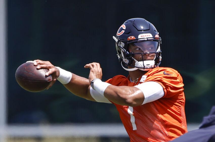 Chicago Bears (Kamil Krzaczynski-USA TODAY Sports)