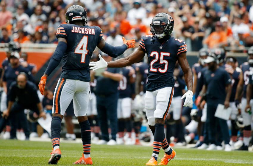 Chicago Bears (Jon Durr-USA TODAY Sports)