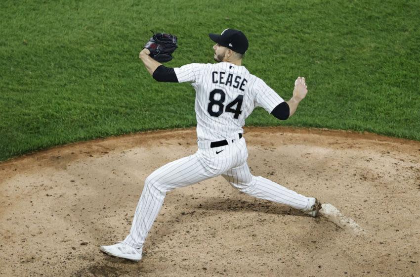 Dylan Cease #84, Chicago White Sox Mandatory Credit: Kamil Krzaczynski-USA TODAY Sports