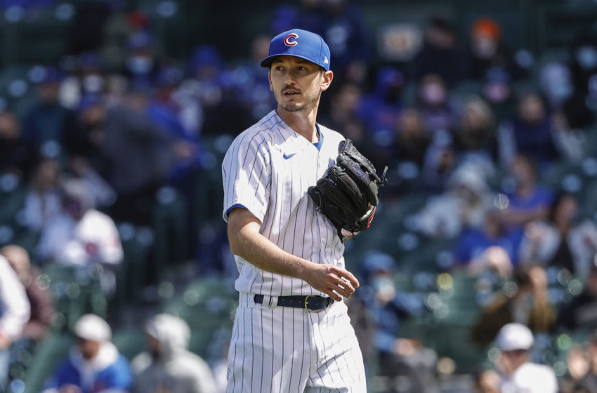 Chicago Cubs (Mandatory Credit: Kamil Krzaczynski-USA TODAY Sports)