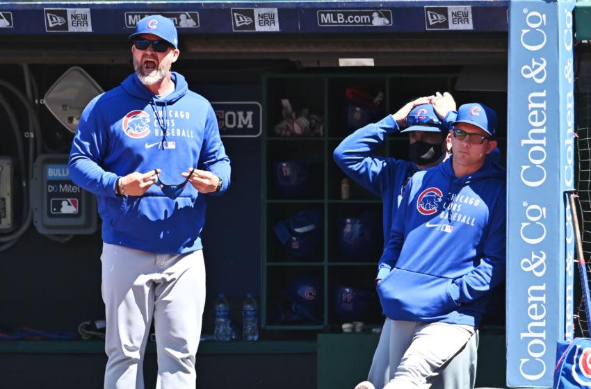 Chicago Cubs (Mandatory Credit: Ken Blaze-USA TODAY Sports)