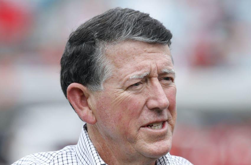 Georgia athletic director Greg McGarity (Photo by Joe Robbins/Getty Images)